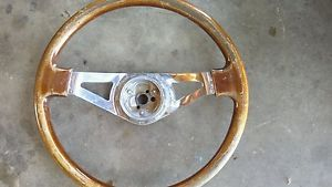 Rat Rod Car Part Custom Semi Truck Steering Wheel