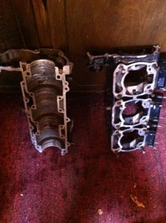 Polaris 785 Pro Engine Cases Mild Morting Work