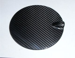 Ford Focus Carbon Fiber Tank Fuel Gas Cap Cover
