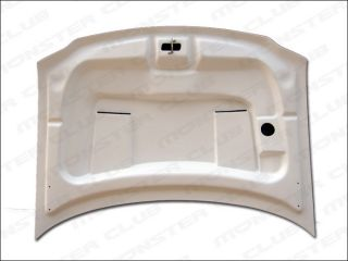 Ford F150 Expedition Functional RAM Air Fiberglass Hood