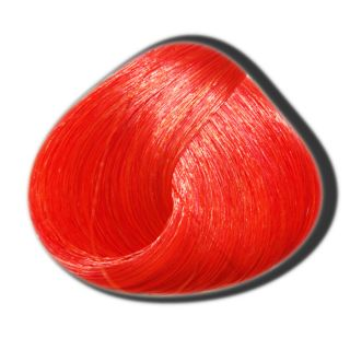 Directions Tangerine Red Orange Semi Permanent Hair Dye Gothic Punk Rock