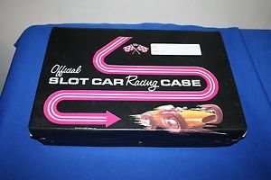 Slot Car Carrying Case