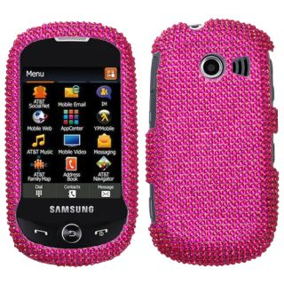 Pink Bling Hard Case Cover Samsung Flight 2 Accessory