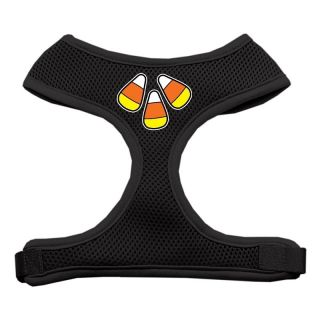 Dog Pet Puppy Candy Corn Halloween Costume Mesh Harness