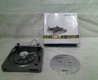 Audio Technica at PL60 Fully Automatic Belt Driven Turntable
