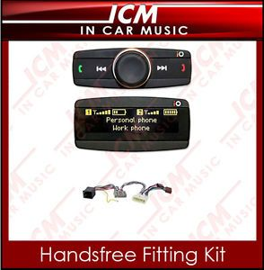 Bluetooth Mobile Phone Car Kit A2DP Music Streaming for Toyota Land Cruiser