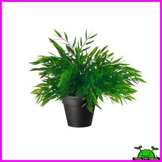 IKEA Artificial Flower Potted Plant House Bamboo New