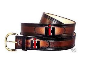 International Harvester IH Casual Tractor Belt w Buckle