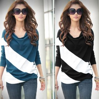 Womens Cotton T Shirts Long Sleeve