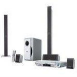 Panasonic SC HT743 DVD Home Theater System