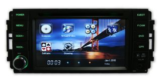 Deal of The Day in Dash GPS Navigation Radio for 08 11 Chrysler 300 C