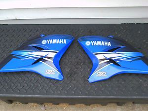 2005 Yamaha TTR230 TTR 230 TT R Gas Tank Shrouds Scoops Graphics Stock Nice