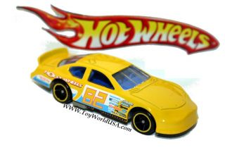 Hot Wheels Dodge Charger Stock Car Race Exclusive
