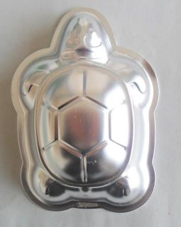 1pcs Aluminum Little Turtle Shape Cake Pan Baking Mold Cake Mold