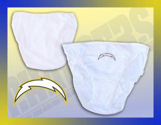 San Diego Chargers NFL Women's Panties Size Large 7