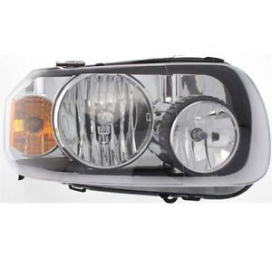New Headlight Lamp Clear Lens Halogen Passenger Right Side FO2519102 7L8Z13008A