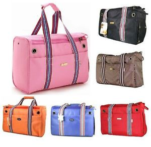 Petcare Pet Dog Cat Bag Carrier Tote Small 6Colors 40x18x26cm
