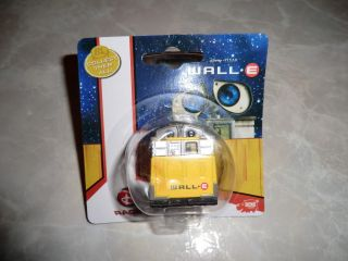 Disney Pixar Walle Wall E Action Mini Figure Dickie Toys Brand New