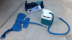 Breg Polar Care 300 Cold Therapy Ice Pack Shoulder Pad Ankle Leg Foot Brace