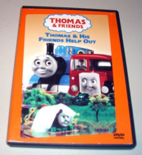 Thomas Friends Thomas His Friends Help Out DVD