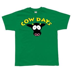 South Park Cow Days Size Large T Shirt Funny Comedy Tee