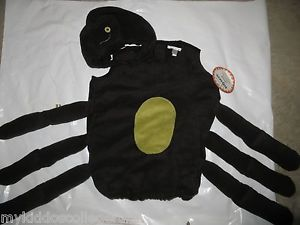 Pottery Barn Kids Baby Spider Costume 12 24 Months mos 12 24 2 Halloween