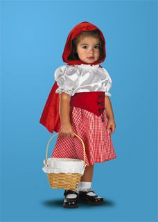 Kids Halloween Costumes Little Red Riding Hood