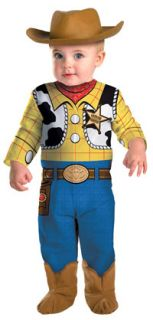 Baby 12 18 Months Quality Infant Woody Costume Toy Story Costumes