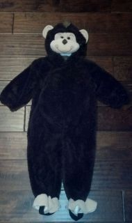 Baby Monkey Halloween Theater Outfit Costume Size 12 Month Worn Once