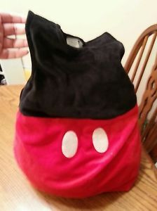 Toddler Mickey Mouse Plush Halloween Costume 3T