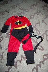 The Incredibles Baby Jack Jack or Dash Halloween Costume Mask 24 Months 2 2T