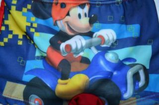 Boy Mickey Swimsuit Trunks Costume 1 8Y Swimwear Kids Surfing Costumes Disney