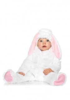 New Infant Child Baby Bunny Rabbit Halloween Costume Kids Hooded Bunny Outfit