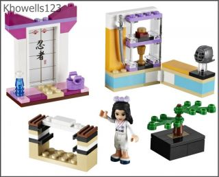 ♥ Lego Friends 41002 ♥ Emmas Karate Class ♥ UK Postage Discount Available