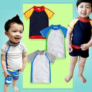 "Vaenait Baby Toddler Kid's Boy Top Swimwear Swimsuit Bathing Suit "" Unique"""