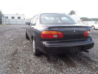 MANUAL TRANSMISSION 98 99 00 01 02 TOYOTA COROLLA FWD 1284348