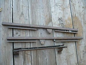1935 1936 Ford Pickup Truck Inner Door Window Parts Hot Rat Rod 36 35 1937