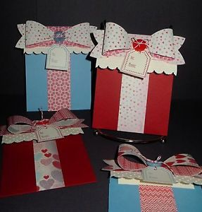Handmade Valentines Day Gift Card Holders