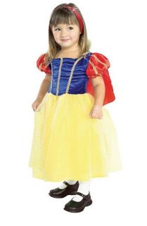 Disney Snow White Halloween Costume Princess Dress Toddler Child 882071