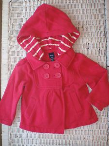 Toddler Girl Winter Coat 2T