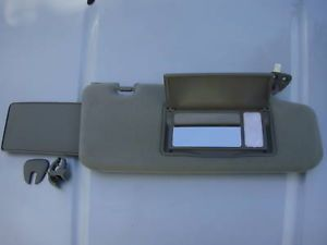 Nissan Murano 2003 2004 2005 2006 2007 2008 Sun Visor Mirror Right Side Gray