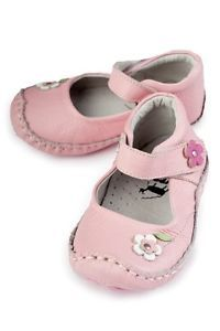 Baby Girl Leather Shoes