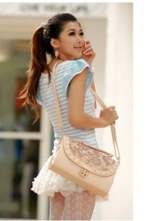 New Women Girl Korea Style Lace Totes Handbags Shoulder Bags Lady Bag