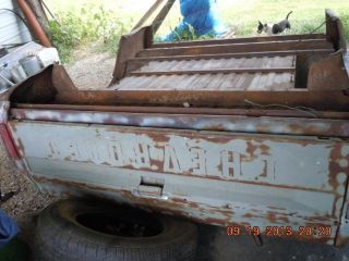 Chevy C10 Truck Bed 1968 1972