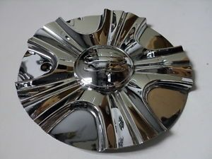 Eco Chrome Wheel Center Cap Cap 810