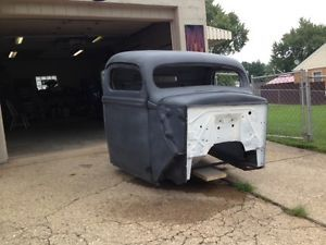 1941 Ford Truck Cab Project Rat Rod Cab Parts Pickup