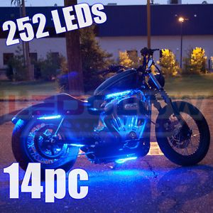 Harley Davidson LED Light Kit