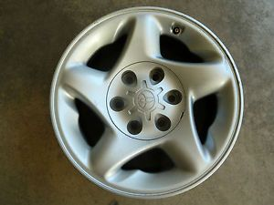 "16"" Toyota Tacoma 5 Spoke 6 Lug Alloy Rims Factory Wheels Sequoia"