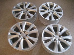 "18"" Toyota RAV4 Highlander Limited Wheels Rims Set New Car Take Off Alloy"