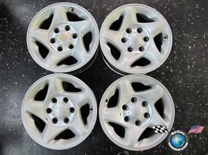 Toyota Tacoma Factory Wheels
